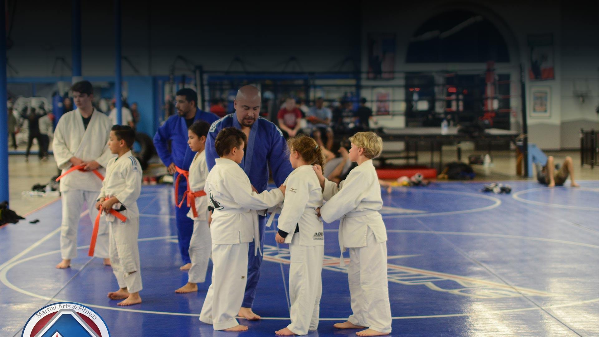Judo Kids Class | Adrenaline | Judo San Bernardino