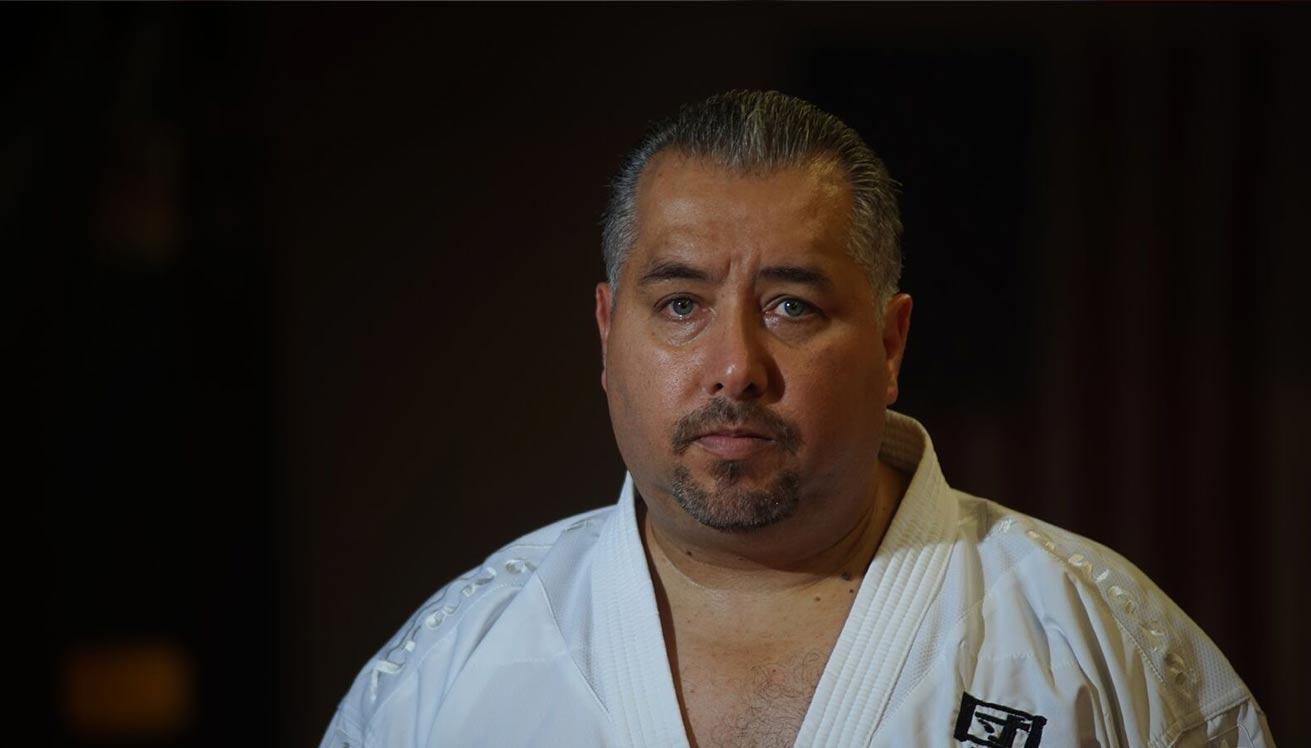 Shotokan Karate Sensei Arturo Montejano
