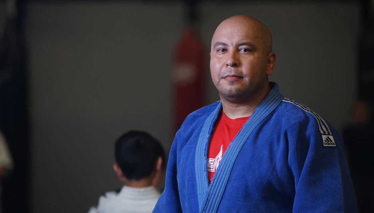 Jesse Duran Head Judo Instructor