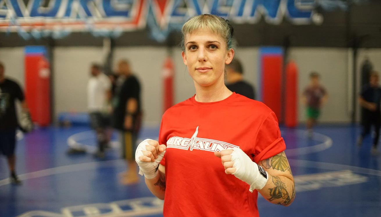 Cardio Kickboxing - Megan Moran