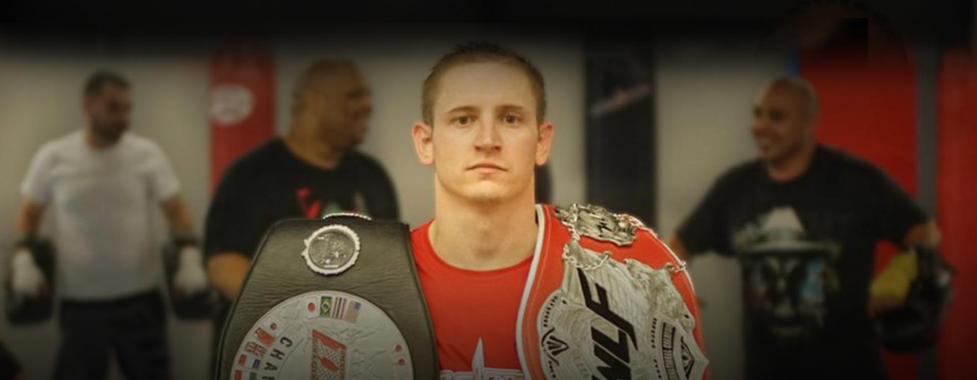 Adam Rothweiler MMA